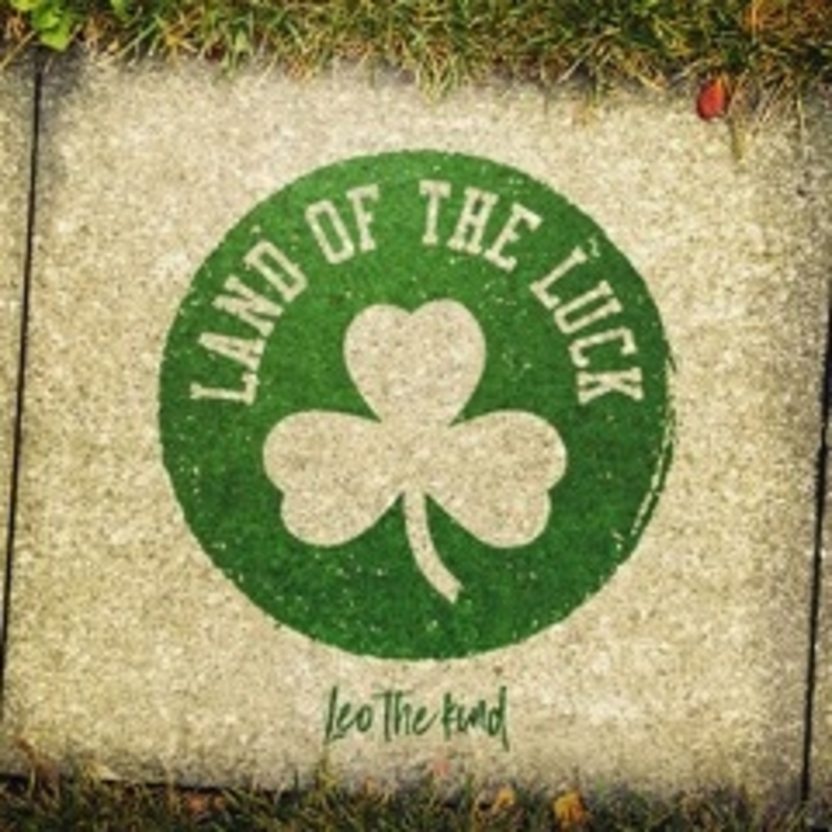Land Of The Luck Album Cover